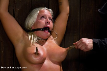 Photo number 8 from Stress is a Killer shot for Device Bondage on Kink.com. Featuring Kait Snow in hardcore BDSM & Fetish porn.