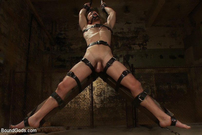 Bdsm girl andrews cross