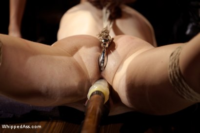 Photo number 9 from All natural big titted 19 year old squirts for the first time! shot for Whipped Ass on Kink.com. Featuring Iona Grace, Amber Rayne and Felony in hardcore BDSM & Fetish porn.