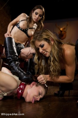 Photo number 12 from All natural big titted 19 year old squirts for the first time! shot for Whipped Ass on Kink.com. Featuring Iona Grace, Amber Rayne and Felony in hardcore BDSM & Fetish porn.