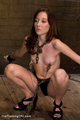Photo number 3 from Emma Haize Tested & Fisted LIVE shot for The Training Of O on Kink.com. Featuring Emma Haize, James Deen and Cherry Torn in hardcore BDSM & Fetish porn.