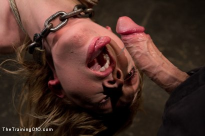 Photo number 5 from Lily LaBeau Day 3 shot for The Training Of O on Kink.com. Featuring Wolf Hudson and Lily LaBeau in hardcore BDSM & Fetish porn.