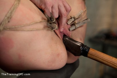 Photo number 8 from Testing Chloe shot for The Training Of O on Kink.com. Featuring Chloe Camilla and Adrianna Nicole in hardcore BDSM & Fetish porn.