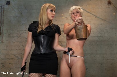 Photo number 3 from Testing Chloe shot for The Training Of O on Kink.com. Featuring Chloe Camilla and Adrianna Nicole in hardcore BDSM & Fetish porn.