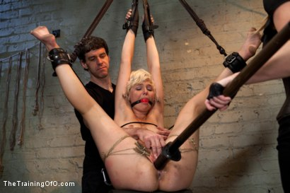 Photo number 9 from Testing Chloe shot for The Training Of O on Kink.com. Featuring Chloe Camilla and Adrianna Nicole in hardcore BDSM & Fetish porn.