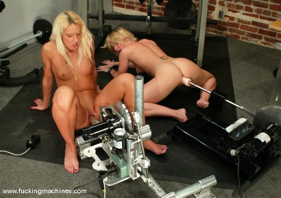 Photo number 14 from Sabrina and Fiona Cheeks shot for Fucking Machines on Kink.com. Featuring Sabrina and Fiona Cheeks in hardcore BDSM & Fetish porn.