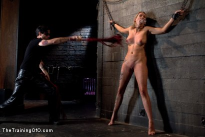 Photo number 1 from Rain DeGrey Day 2 shot for The Training Of O on Kink.com. Featuring Rain DeGrey and Sir Nik in hardcore BDSM & Fetish porn.