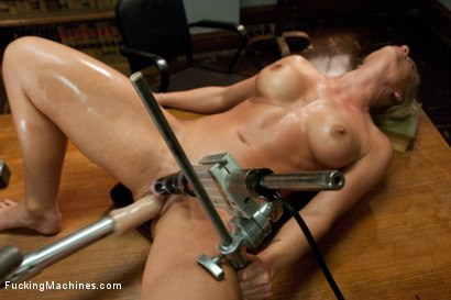Photo number 15 from Tanned, toned and Sweating from Machine Shagging shot for Fucking Machines on Kink.com. Featuring Holly Heart in hardcore BDSM & Fetish porn.