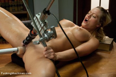 Photo number 14 from Tanned, toned and Sweating from Machine Shagging shot for Fucking Machines on Kink.com. Featuring Holly Heart in hardcore BDSM & Fetish porn.