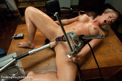 Photo number 12 from Tanned, toned and Sweating from Machine Shagging shot for Fucking Machines on Kink.com. Featuring Holly Heart in hardcore BDSM & Fetish porn.
