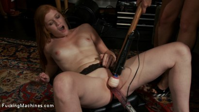 Photo number 3 from ROUND 2: <br> Pussy Fight: The Most Ruthless of Orgasm Denial shot for Fucking Machines on Kink.com. Featuring Chloe Camilla, Devon Taylor  and Lizzy Rose in hardcore BDSM & Fetish porn.