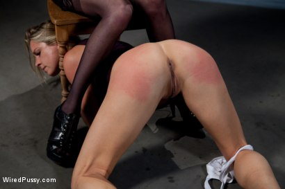 Photo number 4 from Sexy Milf Tied Up and Dominated shot for Wired Pussy on Kink.com. Featuring Princess Donna Dolore and Amanda Blow in hardcore BDSM & Fetish porn.