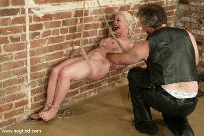 Photo number 1 from Lorelei Lee and Torque shot for Hogtied on Kink.com. Featuring Torque and Lorelei Lee in hardcore BDSM & Fetish porn.