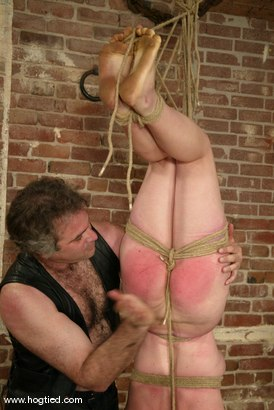 Photo number 5 from Lorelei Lee and Torque shot for Hogtied on Kink.com. Featuring Torque and Lorelei Lee in hardcore BDSM & Fetish porn.