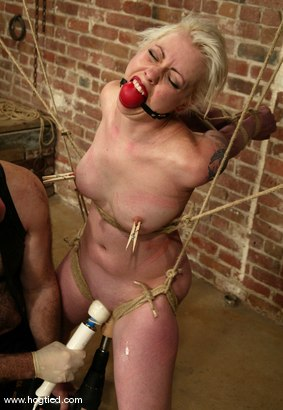Photo number 8 from Lorelei Lee and Torque shot for Hogtied on Kink.com. Featuring Torque and Lorelei Lee in hardcore BDSM & Fetish porn.
