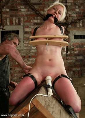 Photo number 13 from Lorelei Lee and Torque shot for Hogtied on Kink.com. Featuring Torque and Lorelei Lee in hardcore BDSM & Fetish porn.
