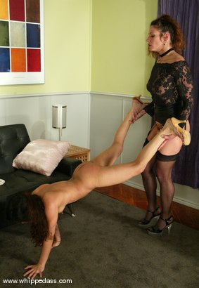 Photo number 13 from Kym Wilde and Ana shot for Whipped Ass on Kink.com. Featuring Ana and Kym Wilde in hardcore BDSM & Fetish porn.