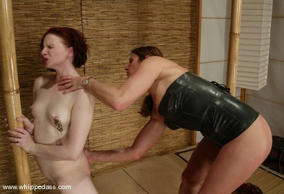 Photo number 7 from Claire Adams and Kym Wilde shot for Whipped Ass on Kink.com. Featuring Claire Adams and Kym Wilde in hardcore BDSM & Fetish porn.