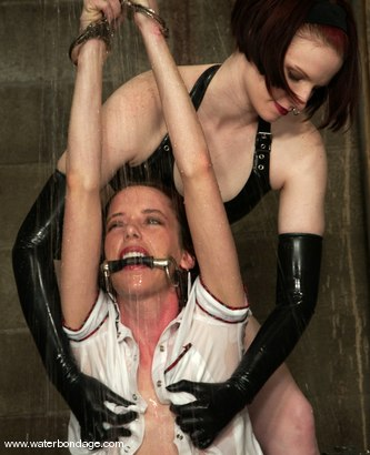 Photo number 4 from Claire Adams and JP shot for Water Bondage on Kink.com. Featuring JP and Claire Adams in hardcore BDSM & Fetish porn.