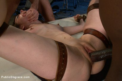 Photo number 13 from Bondage Gang Bang Test Shoot shot for Public Disgrace on Kink.com. Featuring James Deen, Mickey Mod, Calixto, Seda, Bobby Bends and Lou Davis in hardcore BDSM & Fetish porn.
