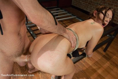 Photo number 13 from Hell of a Day shot for Sex And Submission on Kink.com. Featuring James Deen and Katie Summers in hardcore BDSM & Fetish porn.