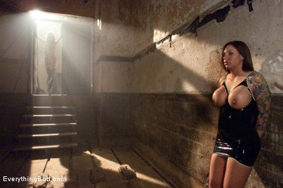 Photo number 1 from Anal Fisting Mason shot for Everything Butt on Kink.com. Featuring James Deen, Mason Moore and Roxanne Hall in hardcore BDSM & Fetish porn.