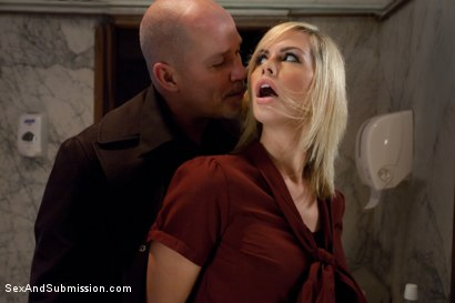 Photo number 3 from Sex Offender shot for Sex And Submission on Kink.com. Featuring Mark Davis and Tara Lynn Foxx in hardcore BDSM & Fetish porn.