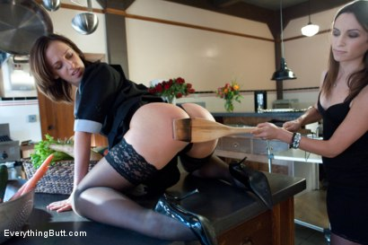 Photo number 2 from Hired for Pleasure shot for Everything Butt on Kink.com. Featuring Mark Davis, Amber Rayne and Jada Stevens in hardcore BDSM & Fetish porn.