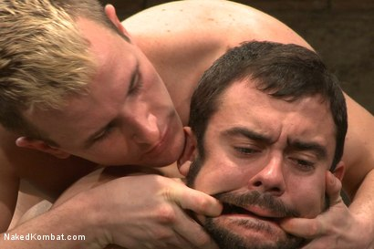 Photo number 12 from Cameron Adams vs Scout shot for Naked Kombat on Kink.com. Featuring Cameron Adams and Scout in hardcore BDSM & Fetish porn.