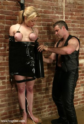 Photo number 10 from Torque and Adrianna Nicole shot for Hogtied on Kink.com. Featuring Adrianna Nicole and Torque in hardcore BDSM & Fetish porn.