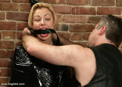 Photo number 11 from Torque and Adrianna Nicole shot for Hogtied on Kink.com. Featuring Adrianna Nicole and Torque in hardcore BDSM & Fetish porn.