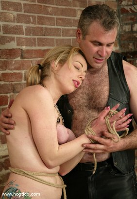 Photo number 15 from Torque and Adrianna Nicole shot for Hogtied on Kink.com. Featuring Adrianna Nicole and Torque in hardcore BDSM & Fetish porn.