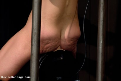 Photo number 9 from I'm Thankful for Tit Crushers shot for Device Bondage on Kink.com. Featuring Angelica Raven in hardcore BDSM & Fetish porn.
