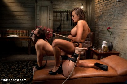 Photo number 8 from Lesbian Orgasm Obsessions shot for Whipped Ass on Kink.com. Featuring Nika Noire and Chanel Preston in hardcore BDSM & Fetish porn.