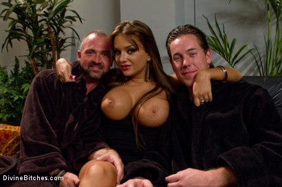 Photo number 10 from Sadistic wife cuckolds husband with tantric sex specialist. shot for Divine Bitches on Kink.com. Featuring Nika Noire, Josh West and Vern Hopkins in hardcore BDSM & Fetish porn.