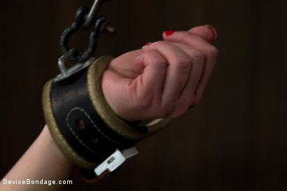 Photo number 4 from Tip Tap shot for Device Bondage on Kink.com. Featuring Devon Taylor in hardcore BDSM & Fetish porn.