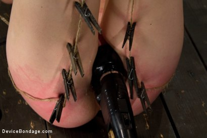 Photo number 8 from It Burns! shot for Device Bondage on Kink.com. Featuring Devon Taylor in hardcore BDSM & Fetish porn.