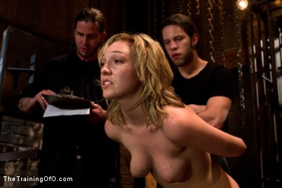 Photo number 13 from Lily LaBeau Day 2 shot for The Training Of O on Kink.com. Featuring Lily LaBeau and Wolf Hudson in hardcore BDSM & Fetish porn.