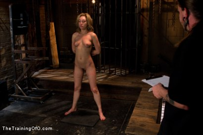 Photo number 14 from Lily LaBeau Day 2 shot for The Training Of O on Kink.com. Featuring Lily LaBeau and Wolf Hudson in hardcore BDSM & Fetish porn.