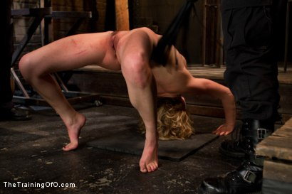 Photo number 15 from Lily LaBeau Day 2 shot for The Training Of O on Kink.com. Featuring Lily LaBeau and Wolf Hudson in hardcore BDSM & Fetish porn.