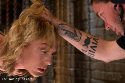 Photo number 3 from Lily LaBeau Day 2 shot for The Training Of O on Kink.com. Featuring Lily LaBeau and Wolf Hudson in hardcore BDSM & Fetish porn.