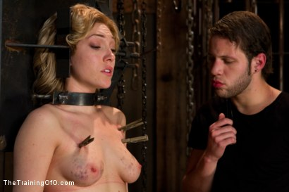 Photo number 8 from Lily LaBeau Day 2 shot for The Training Of O on Kink.com. Featuring Lily LaBeau and Wolf Hudson in hardcore BDSM & Fetish porn.