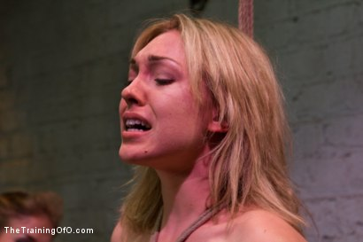 Photo number 10 from Lily LaBeau Day 1 shot for The Training Of O on Kink.com. Featuring Lily LaBeau, Tom Moore, Felony and Sinn Sage in hardcore BDSM & Fetish porn.