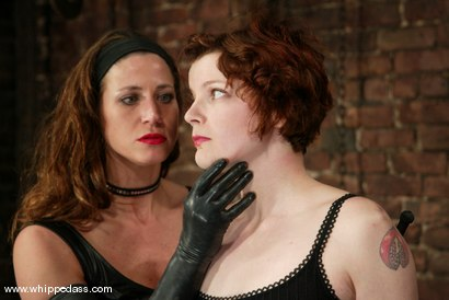 Photo number 2 from Kym Wilde and Rose shot for Whipped Ass on Kink.com. Featuring Rose and Kym Wilde in hardcore BDSM & Fetish porn.