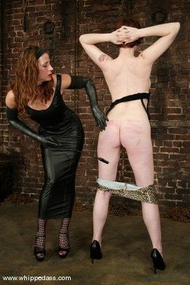 Photo number 4 from Kym Wilde and Rose shot for Whipped Ass on Kink.com. Featuring Rose and Kym Wilde in hardcore BDSM & Fetish porn.