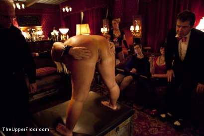 Photo number 14 from Freshmeat Review: A Presentation Of Kait Snow shot for The Upper Floor on Kink.com. Featuring Kait Snow in hardcore BDSM & Fetish porn.
