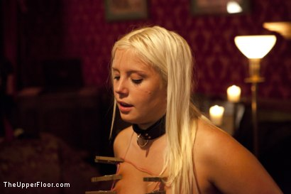 Photo number 12 from Freshmeat Review: A Presentation Of Kait Snow shot for The Upper Floor on Kink.com. Featuring Kait Snow in hardcore BDSM & Fetish porn.