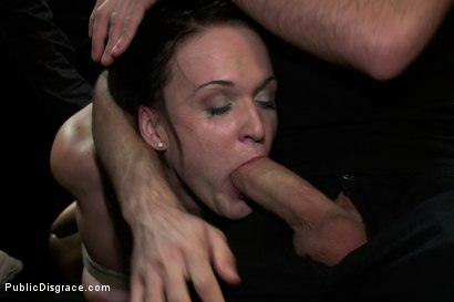 Photo number 9 from Reality Check shot for Public Disgrace on Kink.com. Featuring James Deen, Bobbi Brixton and Princess Donna Dolore in hardcore BDSM & Fetish porn.