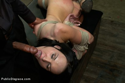 Photo number 3 from Reality Check shot for Public Disgrace on Kink.com. Featuring James Deen, Bobbi Brixton and Princess Donna Dolore in hardcore BDSM & Fetish porn.