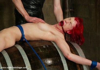 Photo number 4 from Kory Vixen shot for Water Bondage on Kink.com. Featuring Kory Vixen in hardcore BDSM & Fetish porn.